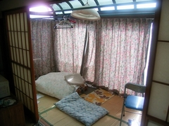 Sun Room (Japanese-style tatami 8 south side)