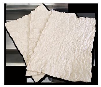 Rubbing paper