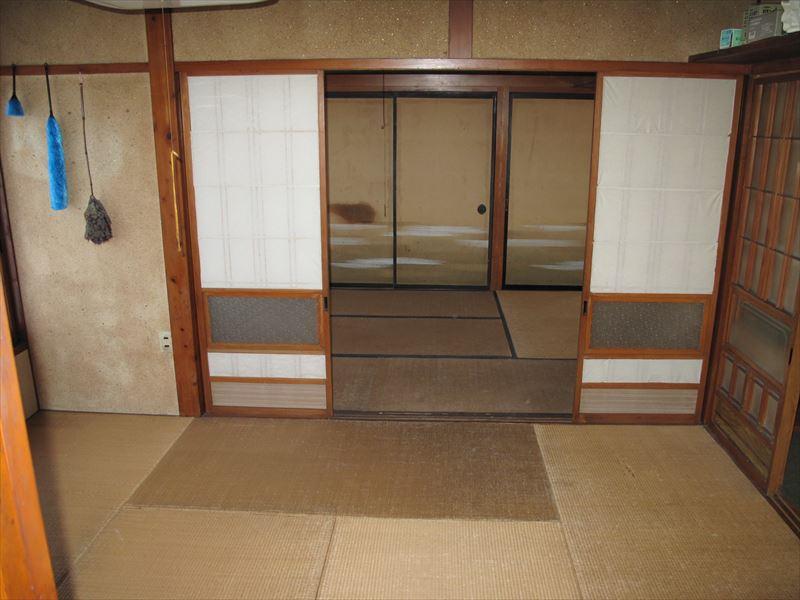 【1F】正面:日式6室(廚房旁邊)內:日式6 ___ _ R