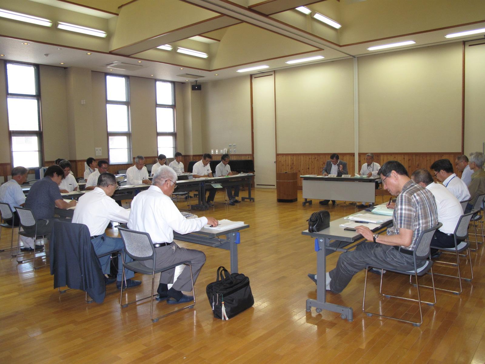 5倍昌川町,人民·Shigoto Tataka創意綜合戰略評估委員會